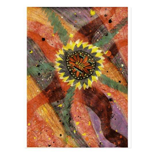 Peyote Dreams - Sky Maiden Postcard