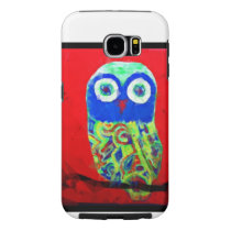 Peyote Owl Samsung Galaxy S6 Case