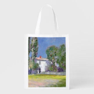 Peyrlebade, 1896-97 grocery bag