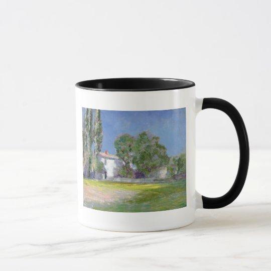 Peyrlebade, 1896-97 mug