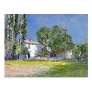 Peyrlebade, 1896-97 postal