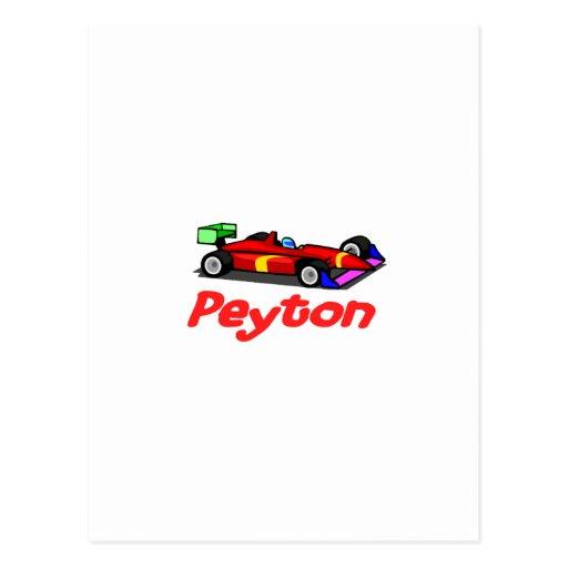 Peyton Postal