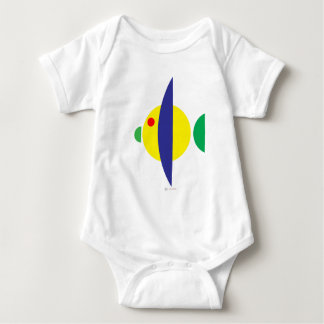Pez amarillo infant creeper