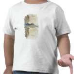 Pez volador camisetas