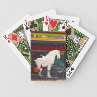 PF Chang's Chinese T'ang Horse Country Club Plaza Bicycle Playing Cards