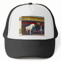 PF Chang's Chinese T'ang Horse Country Club Plaza Trucker Hat