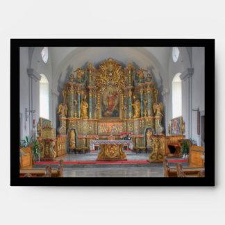 Pfarrkirche St. Margaretha Envelope