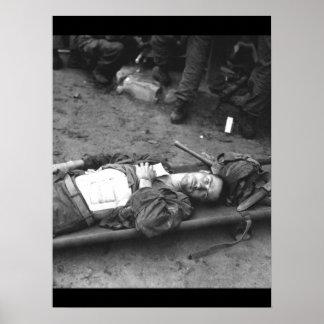 Pfc. Thomas Conlon, 21st Inf. Regt_War Image Poster