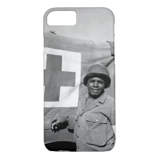 Pfc. Warren Capers recommended for_War Image iPhone 8/7 Case