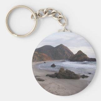 Pfeiffer Beach Big Sur, Ca. Key Chains