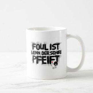 pfeift del schiri del der del wenn de los ist del  tazas de café
