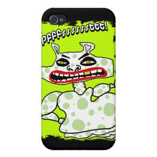 pffsstt monster iphone case iPhone 4/4S covers