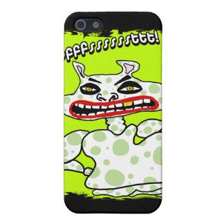 pffsstt monster iphone case iPhone 5/5S covers