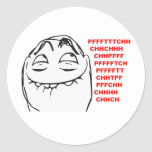 PFFTCH Laughing Rage Face Comic Meme Stickers