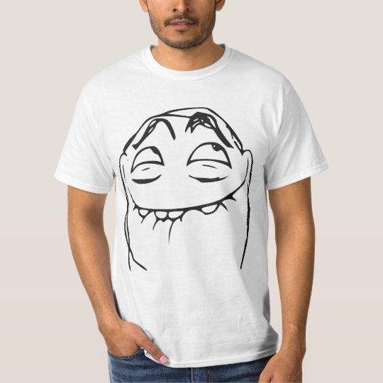 pfftch laughing rage face comic meme tshirt zazzlecom