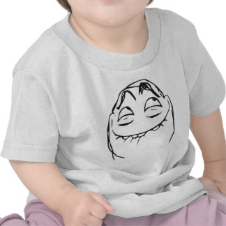PFFTCH Laughing Rage Face Comic Meme T Shirts
