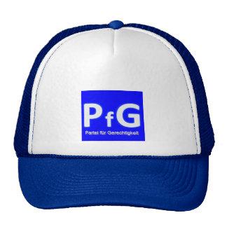PfG - la alternativa Azul para Alemania Gorras
