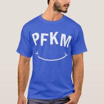 PFKM white T-Shirt