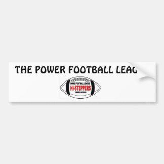 PFL - Hi steppers Bumper Sticker