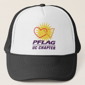 PFLAG UC Trucker Hat