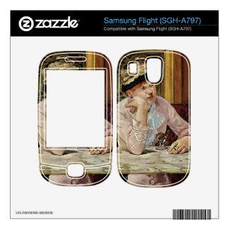 Pflaume by Edouard Manet Samsung Flight Skins