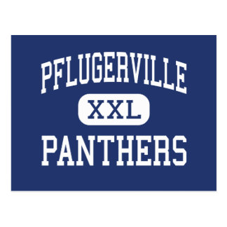 Pflugerville Panthers Middle Pflugerville Post Cards