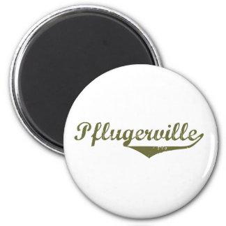 Pflugerville  Revolution t shirts Fridge Magnets