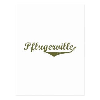 Pflugerville  Revolution t shirts Postcard