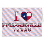Pflugerville, Texas Card
