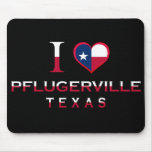 Pflugerville, Texas Mouse Pad