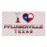 Pflugerville, Texas Posters