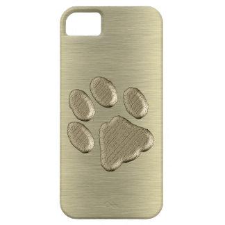 Pfötchen de oro *-* iPhone 5 Case-Mate cobertura