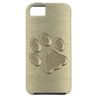Pfötchen de oro *-* iPhone 5 Case-Mate carcasas