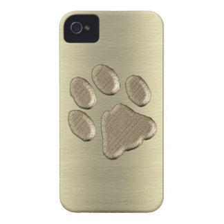Pfötchen de oro *-* iPhone 4 Case-Mate fundas