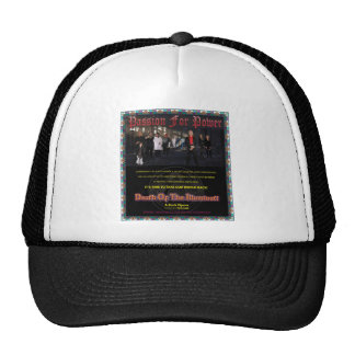 PFP Cap Mesh Hat