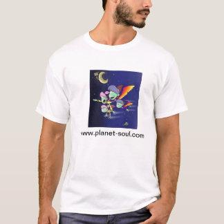 pg 3, www.planet-soul.com T-Shirt