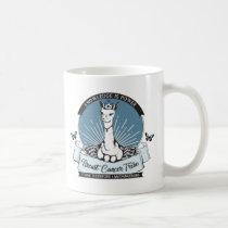 PG blue version mug double sided