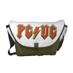 PG/VG MESSENGER BAGS
