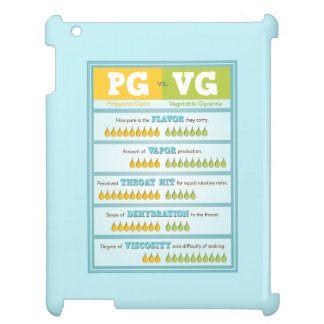 PG vs VG Infographic Case For The iPad 2 3 4