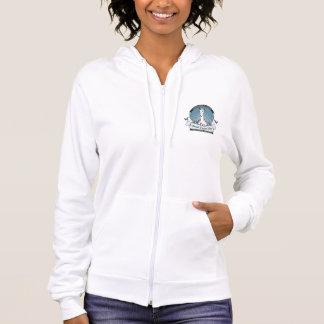 PG  zip-up hoodie; double sided; multiple colors Hoodie