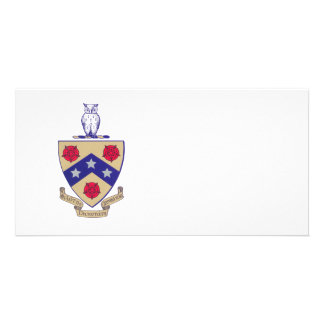 PGD Coat of Arms Card
