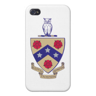 PGD Coat of Arms Cases For iPhone 4