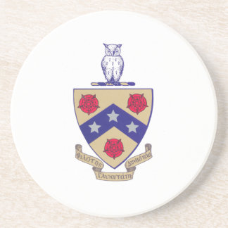 PGD Coat of Arms Drink Coaster