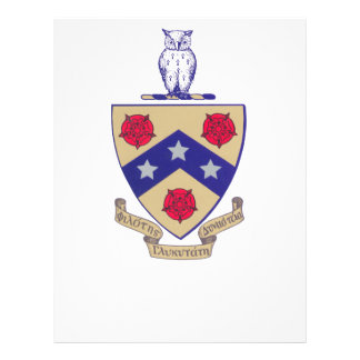 PGD Coat of Arms Flyer