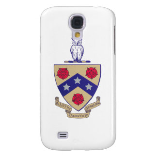 PGD Coat of Arms Galaxy S4 Cover