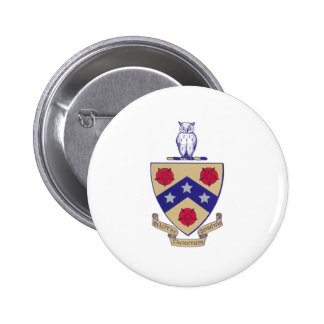 PGD Coat of Arms Pinback Button