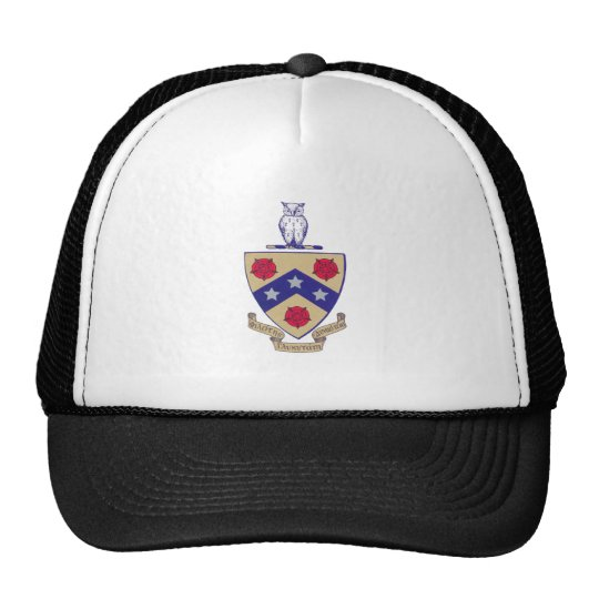 PGD Coat of Arms Trucker Hat