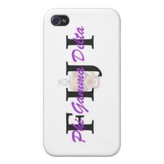 PGD FIJI CASE FOR iPhone 4