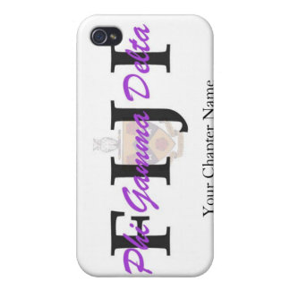 PGD FIJI iPhone 4 COVER
