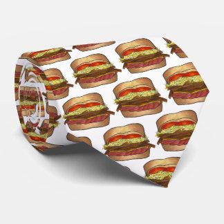 PGH Pittsburgh Pennsylvania Sandwich Foodie PA Tie
